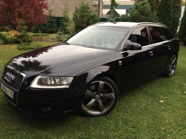 Audi A6, 2007 год, 830 000 руб.