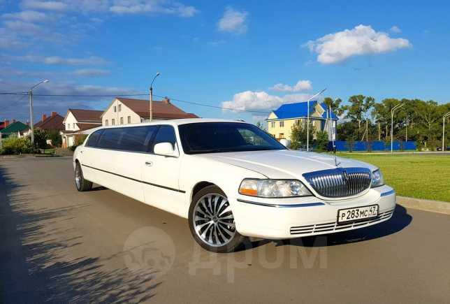 Lincoln Town Car, 2005 год, 599 999 руб.
