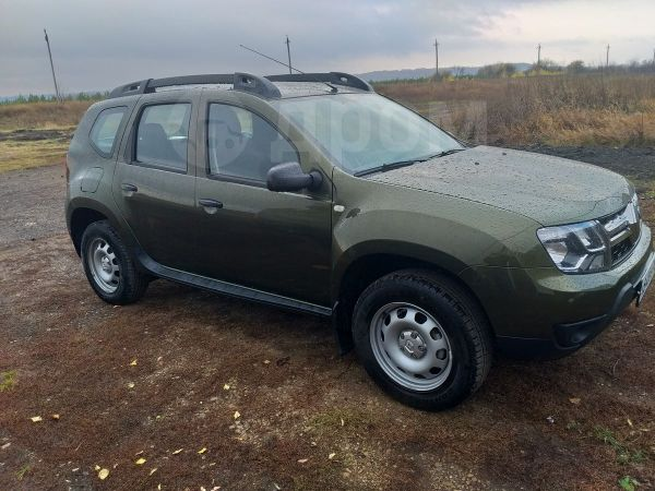 Renault Duster, 2017 год, 880 000 руб.