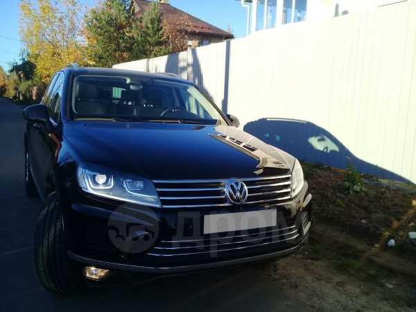Volkswagen Touareg, 2016 год, 2 600 000 руб.