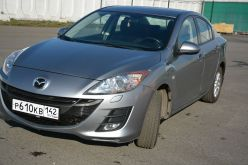 Новокузнецк Mazda Mazda3 2011