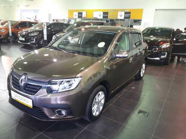 Renault Sandero, 2018 год, 774 449 руб.