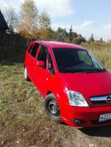 Opel Meriva, 2007 г., Омск