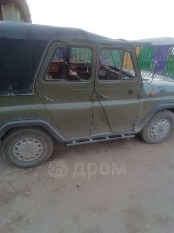 УАЗ 469, 1988 год, 150 000 руб.