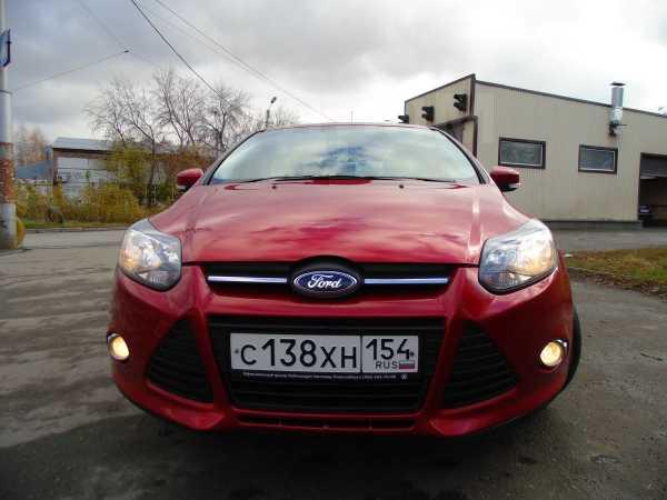 Ford Focus, 2013 год, 590 000 руб.