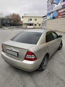 Искитим Corolla 2002