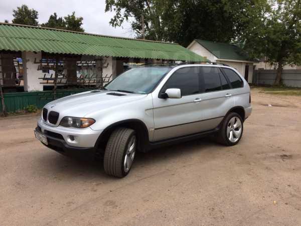 BMW X5, 2004 год, 530 000 руб.