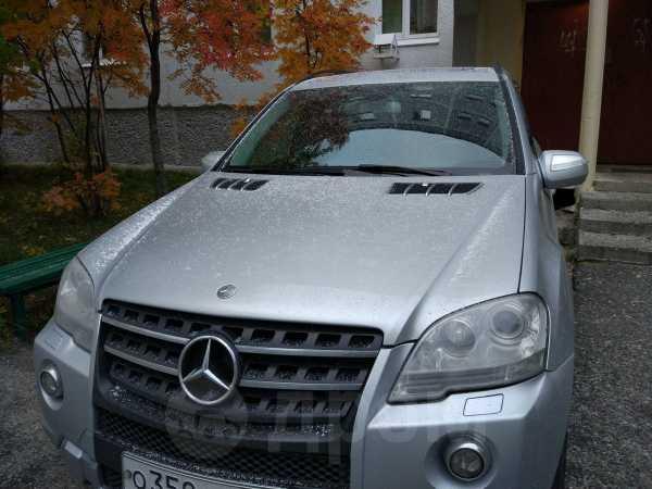 Mercedes-Benz M-Class, 2010 год, 1 200 000 руб.