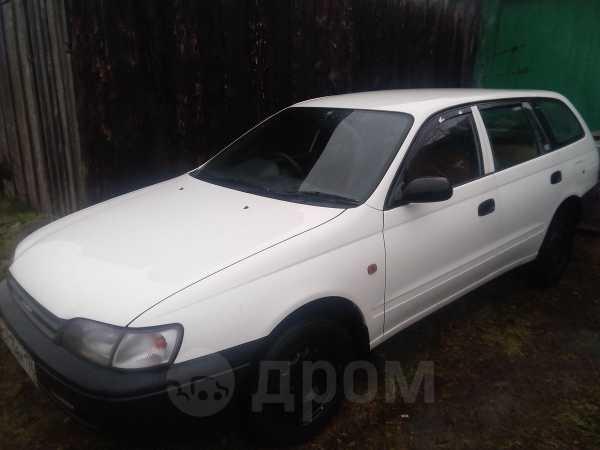 Toyota Caldina, 2001 год, 270 000 руб.