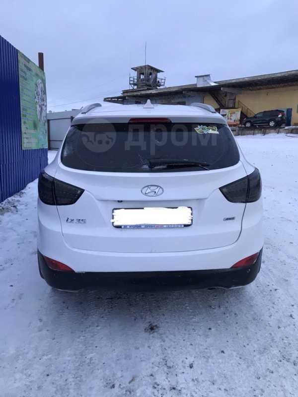 Hyundai ix35, 2014 год, 1 120 000 руб.