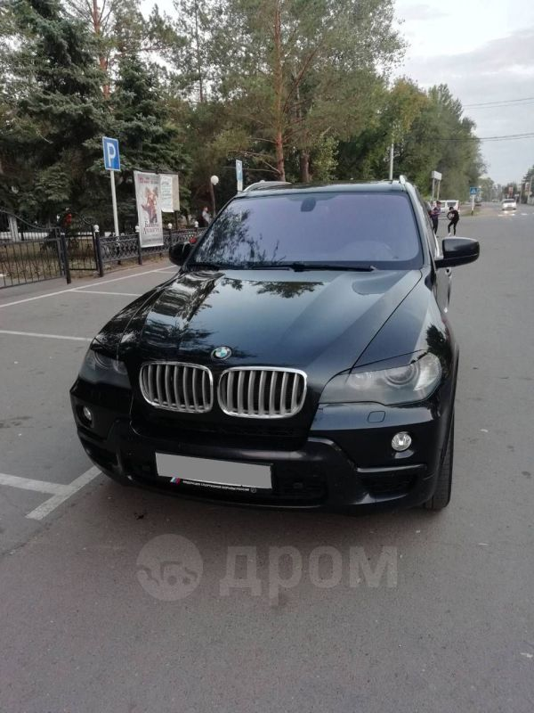 BMW X5, 2007 год, 760 000 руб.