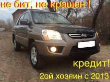 Омск Kia Sportage 2009