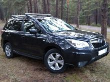 Минусинск Forester 2014