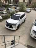 Lexus LX570, 2016 год, 6 650 000 руб.