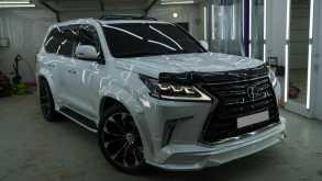 Якутск Lexus LX570 2016