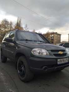 Кемерово Niva 2017