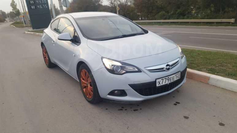 Opel Astra GTC, 2012 год, 465 000 руб.