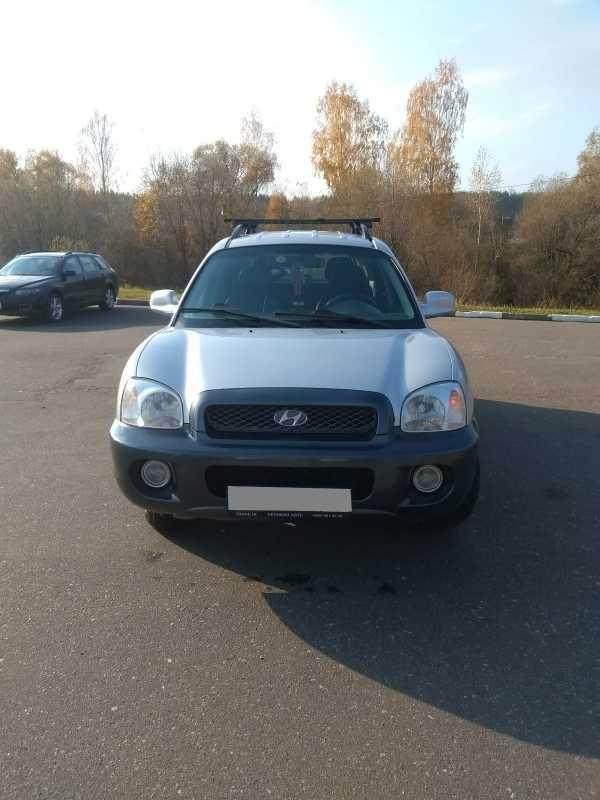Hyundai Santa Fe, 2003 год, 340 000 руб.
