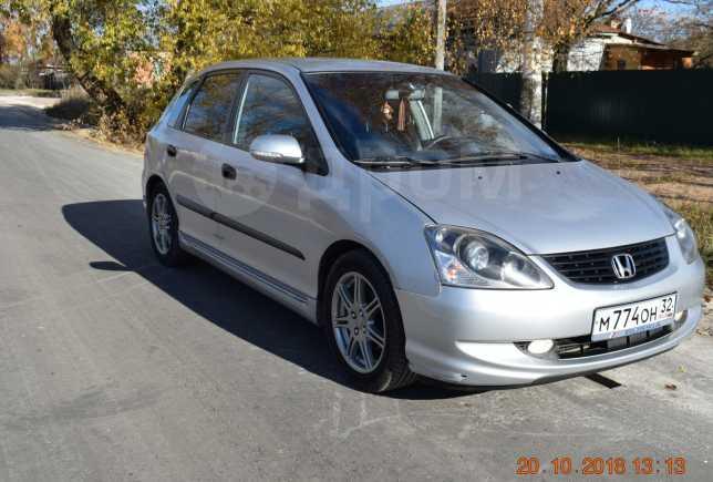 Honda Civic, 2003 год, 275 000 руб.