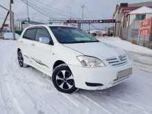 Якутск Corolla Runx 2001