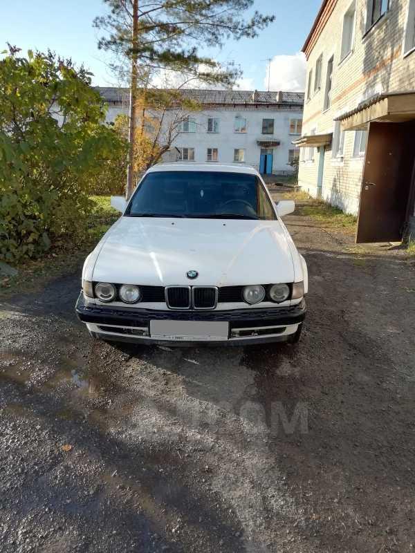 BMW 7-Series, 1988 год, 100 000 руб.
