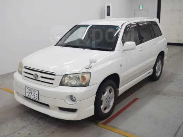 Toyota Kluger V, 2006 год, 365 000 руб.