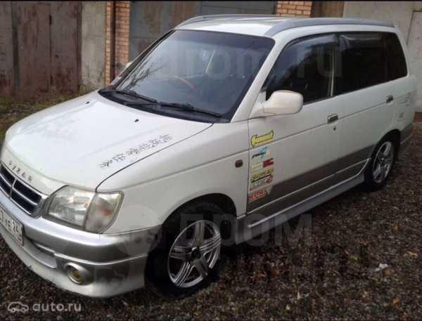 Daihatsu Pyzar, 1999 год, 180 000 руб.