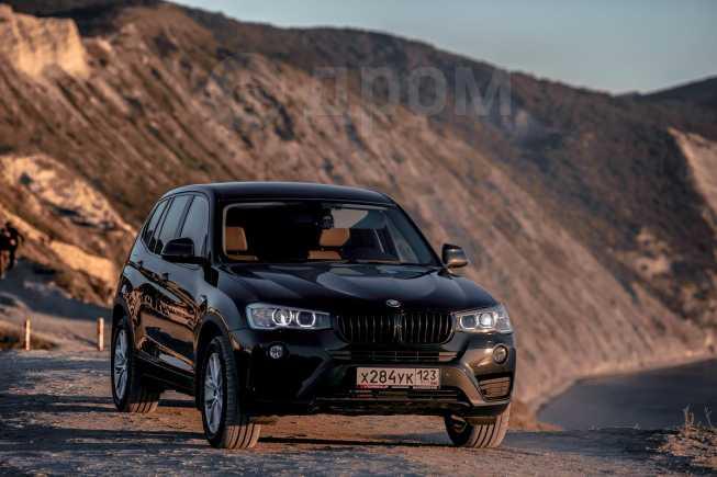 BMW X3, 2014 год, 2 230 000 руб.