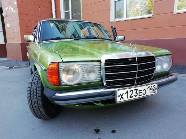 Mercedes-Benz E-Class, 1983 год, 399 000 руб.