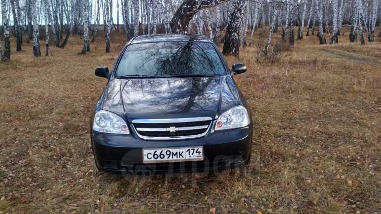 Chevrolet Lacetti, 2009 год, 285 000 руб.
