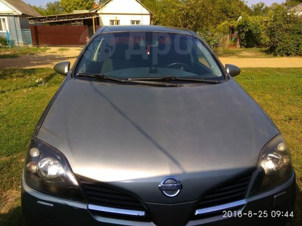 Nissan Primera, 2005 год, 290 000 руб.