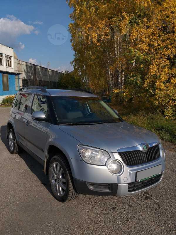 Skoda Yeti, 2010 год, 520 000 руб.