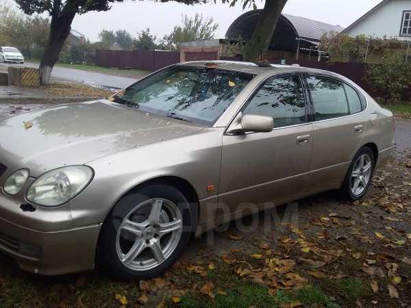 Lexus GS300, 1998 год, 199 999 руб.