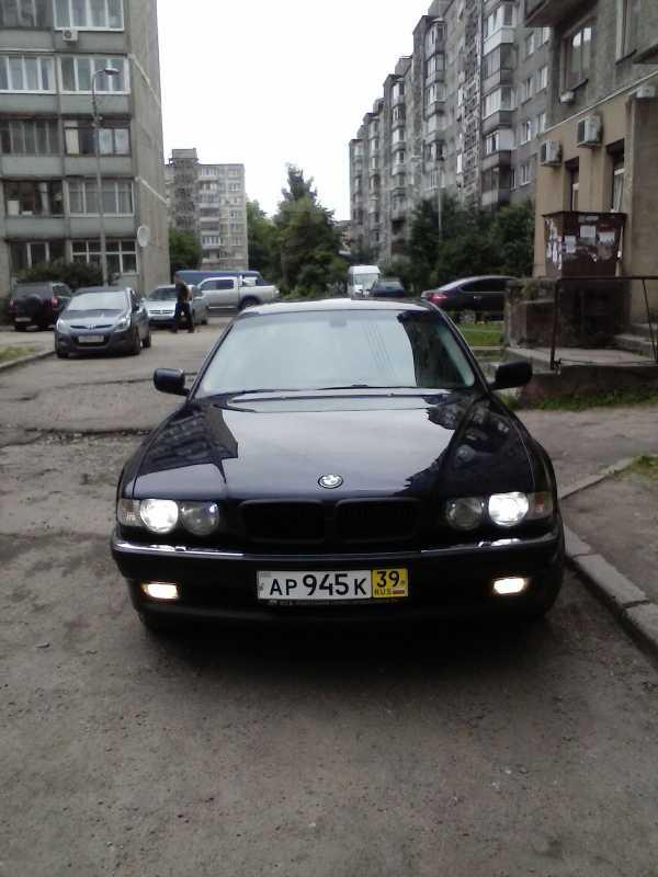 BMW 7-Series, 2000 год, 430 000 руб.