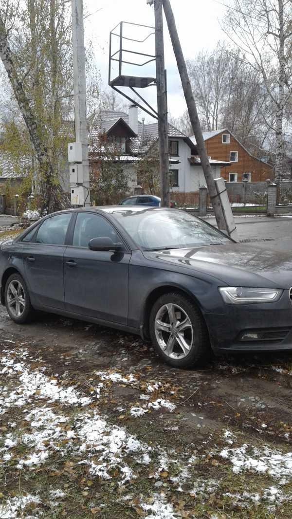 Audi A4, 2013 год, 890 000 руб.