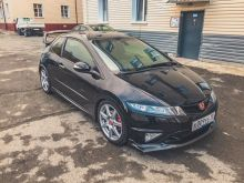 Екатеринбург Civic Type R 2008