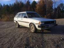 Благовещенск Corolla 1984