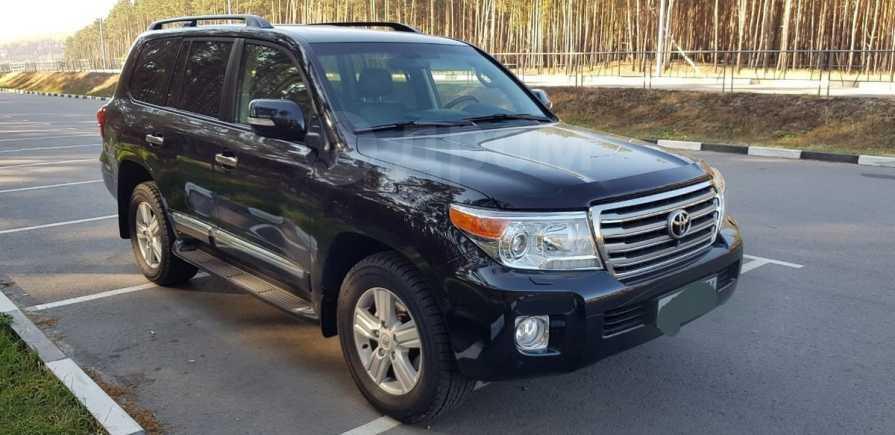Toyota Land Cruiser, 2013 год, 3 300 000 руб.