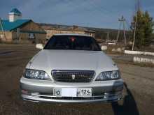 Красноярск Toyota Cresta 2001