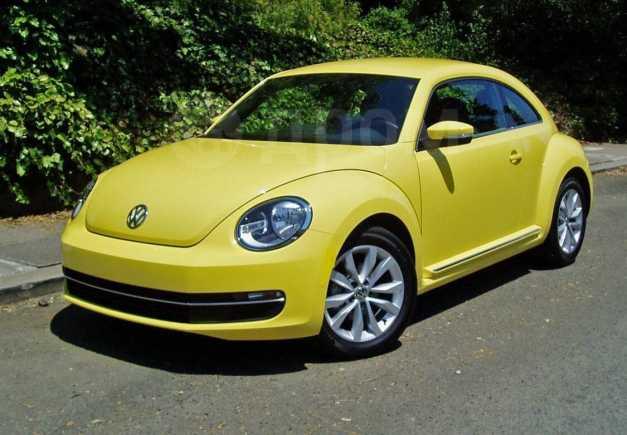 Volkswagen Beetle, 2015 год, 1 075 000 руб.