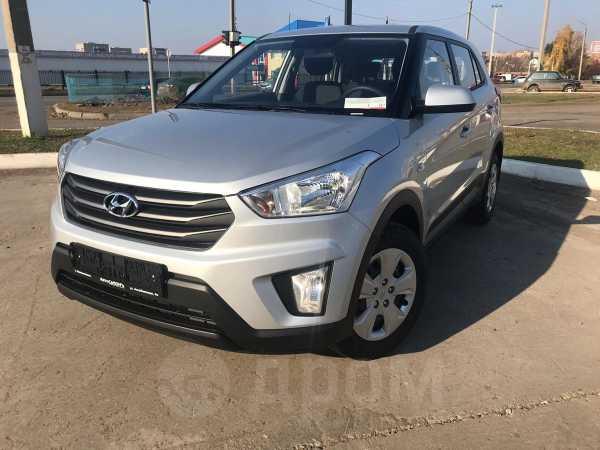 Hyundai Creta, 2018 год, 1 023 900 руб.