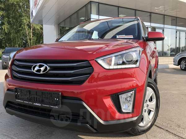 Hyundai Creta, 2018 год, 1 058 900 руб.