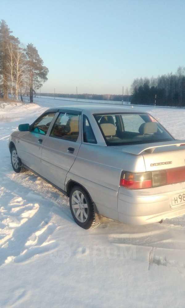 Лада 2110, 2005 год, 155 000 руб.