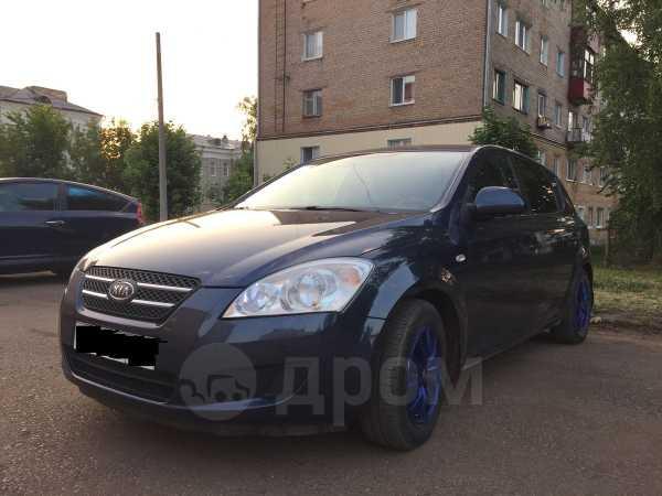 Kia cee'd, 2008 год, 370 000 руб.