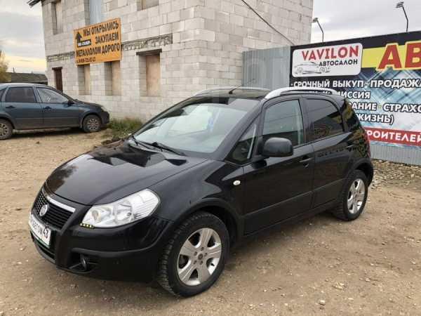 Fiat Sedici, 2009 год, 299 000 руб.