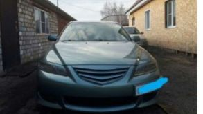 Славгород Mazda6 2004
