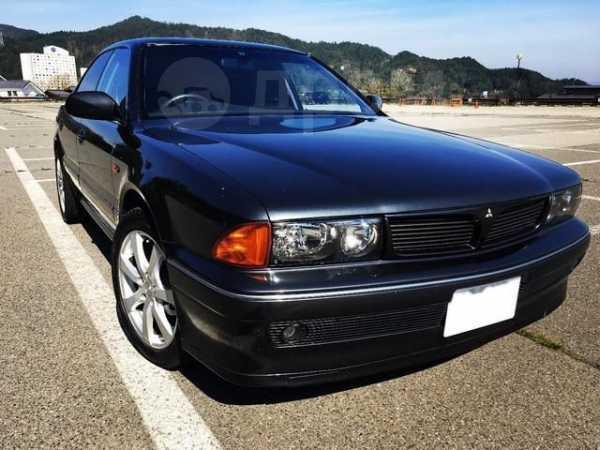 Mitsubishi Diamante, 1994 год, 150 000 руб.