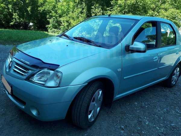 Renault Logan, 2007 год, 275 000 руб.