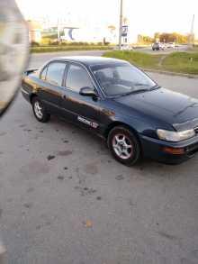 Волчанец Corolla 1991