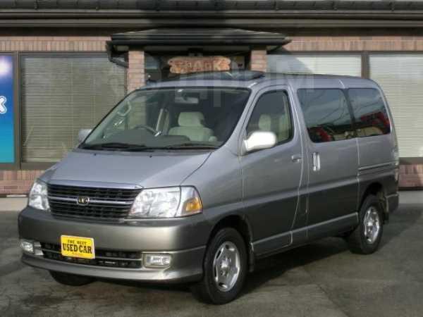 Toyota Granvia, 2000 год, 185 000 руб.